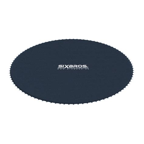 tapis de saut pour trampolines de jardin 185 460 cm