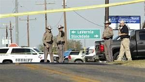Authorities: Texas church shooter had three gunshot wounds ...