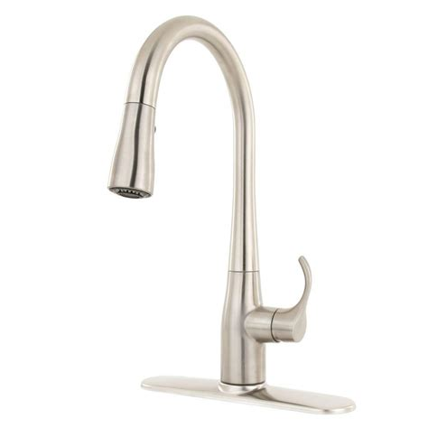 kohler simplice kitchen faucet kohler simplice single handle pull down sprayer kitchen faucet in vibrant stainless with