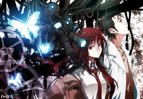 Gate Anime Hd Wallpaper - steins gate anime 31 background wallpaper animewp
