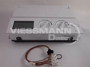 Vitodens 100-w Wb1b 30kw Combi Boiler Control