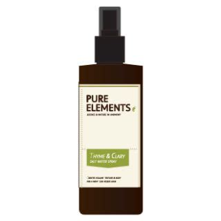 Pure Elements Thyme And Clary Salt Water Spray 200ml £2085