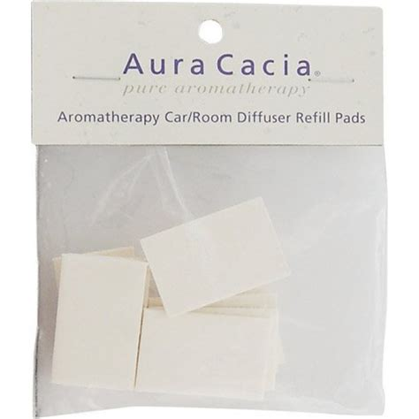 aromatherapy fan diffuser refill pads geekshive aura cacia aromatherapy diffuser refill pads