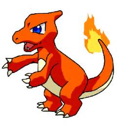 pokemon charmander charmeleon charizard
