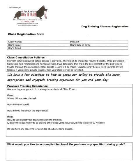 registration form format pdf registration forms