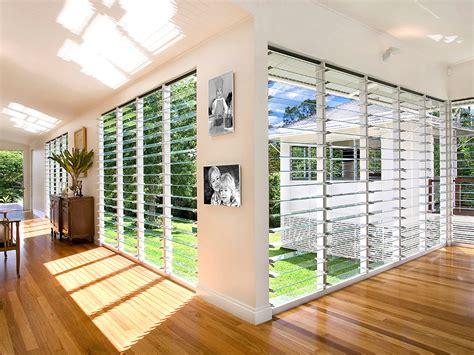 Floor To Ceiling Louvre Window Applications Australia