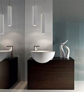 vasque salle de bain originale en 25 idees de design unique With salle de bain design avec vasque semi encastrable