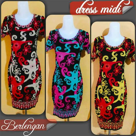Maybe you would like to learn more about one of these? Batik Motif Dayak Khas Kalimantan,