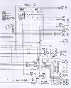 1978 Camaro Instrument Panel Wiring Schematic  61377