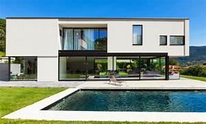 maison d architecte plain pied maison plain pied avec With superb photo maison toit plat 8 photo de maison design darchitecte toit plat
