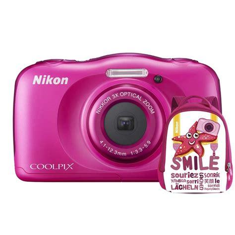 coolpix w100 sle photos nikon coolpix w100 waterproof pink backpack kit Nikon