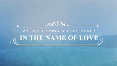 Terjemahan Lirik Martin Garrix & Bebe Rexha