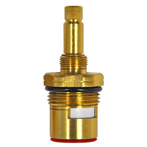 danco brass hot faucet stem for aquasource 10737 the