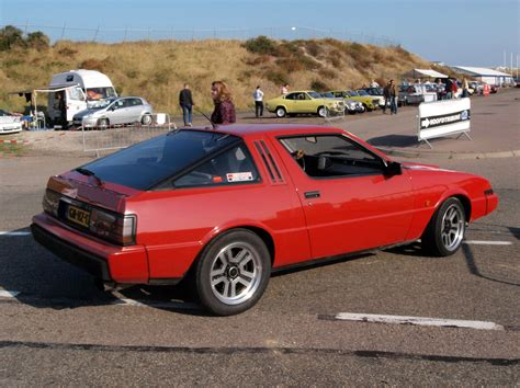 mitsubishi starion file mitsubishi starion turbo dutch licence registration