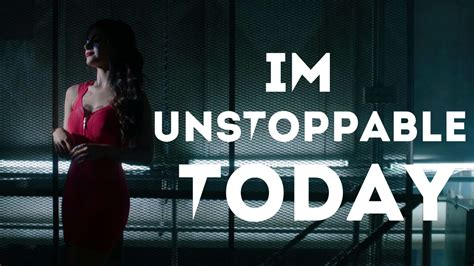 Isabelle Lightwood | I'm unstoppable today - YouTube