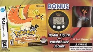 Poku00e9mon Heartgold Version For Nintendo Ds 2009 Mobygames