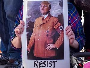 Anti-Trump 'Resistance' Tries, Fails to Imitate Tea Party