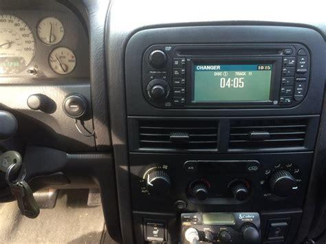 jeep stuff aux  bluetooth  factory radio