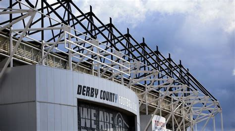 Derby 'surprised and disappointed' as EFL appeals outcome ...