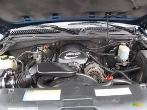 2001 Chevrolet Silverado 1500 Z71 Extended Cab 4x4 5 3
