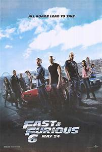 Fast and Furious 6 movie posters at movie poster warehouse ...