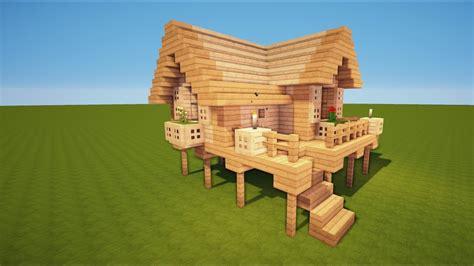 Moderne Kleine Häuser Minecraft by Minecraft Starter Haus Bauen Tutorial Haus 53 Avec