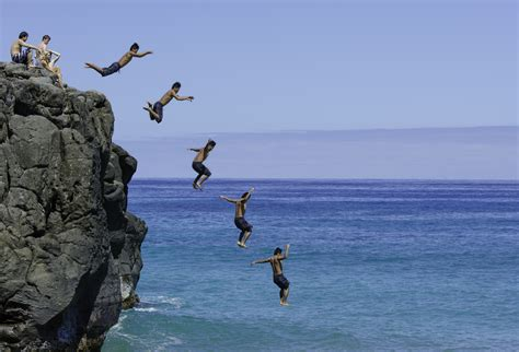 dive in world s best cliff diving drop it like it s