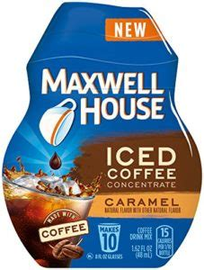 Maxwell house 100% colombian frozen liquid coffee has no grounds, no filters, no mess. Maxwell House Coupon - $1 off Maxwell House Iced Coffee ...