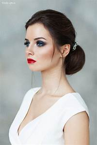 19 Stunning Ideas for Your Wedding Makeup Looks Deer Pearl Flowers