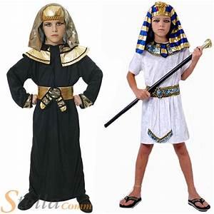 Kids Boys Pharaoh Egyptian King Book Week Historic Fancy ...