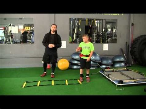 youth strength speed agility training complete