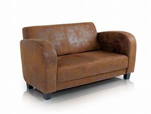 2 Sitzer Sofa Günstig : anto sofa 2 sitzer gobi braun ~ Frokenaadalensverden.com Haus und Dekorationen
