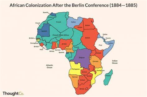 Berlīnes konference sadalīt Āfriku