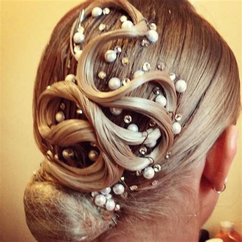 hair decoration 1000 images about ballroom hairstyles on