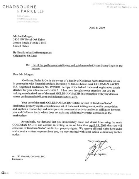 letter of demand i don t think it s the dumbest trademark demand letter i