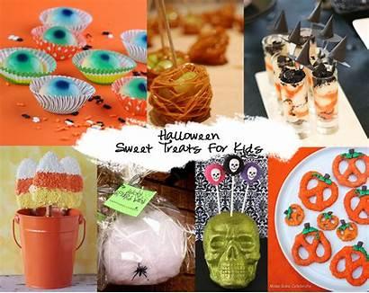 Treats Halloween Sweet Round Kitchen Jelly Jellied