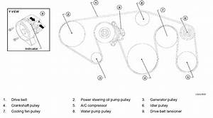 2006 Nissan Titan Timing Chain Diagram