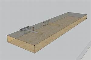 Tablette Murale Fixation Invisible : le topic du bricolage bricolage page 1485 vie ~ Teatrodelosmanantiales.com Idées de Décoration