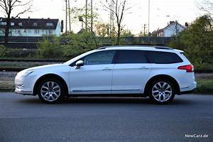 Citroen C5 Tourer - Adieu Mon Grand