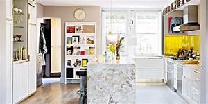 Aménagement Cuisine En U : mediapoisk int rieur de la maison amenagement cuisine en u ~ Melissatoandfro.com Idées de Décoration