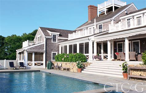 Nantucket Home Palette by Nautical Notes Fill A Nantucket Home Designed By Anthony