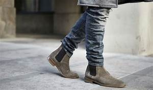 12 Shoes To Wear With Grey Jeans | The Idle Man