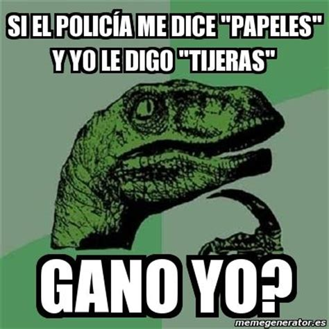 Provocative Memes - the 23 most provocative questions posed by philosoraptor spanish jokes spanish humor and