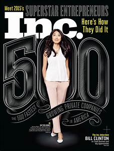 5 Successful Creative Agencies from the Inc. 500 List