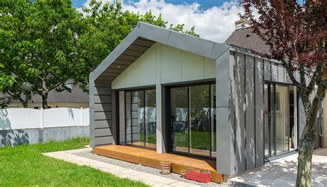 cours de cuisine sur extension bois sur mesure pour votre maison avec macoretz