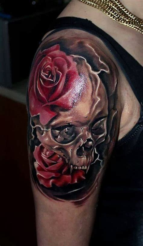 awesome skull tattoo designs  xerxes