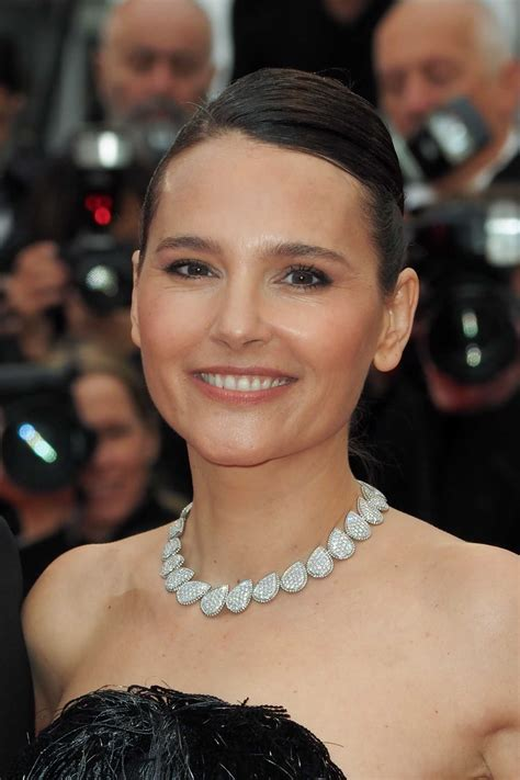 virginie ledoyen attends  pain  glory red carpet