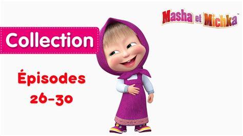 masha et michka collection 2 26 30 233 pisodes dessins