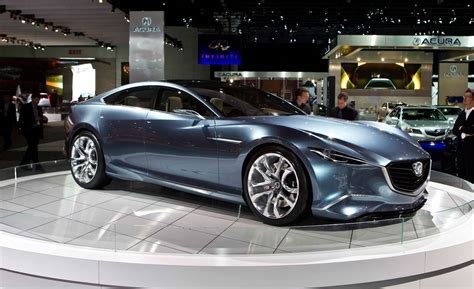 Mazda 6 News: Mazda Shinari Concept Previews Next Mazda 6