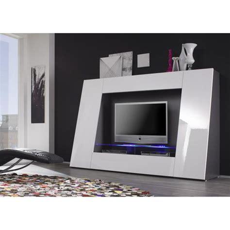meuble tv laque blanc led pas cher envie de meubles meuble tv blanc laqu 233 avec led pix pas cher achat vente meubles tv hi fi